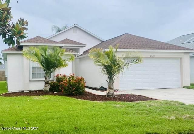 2581 Ventura Circle, Melbourne, FL 32904 (MLS #908698) :: Blue Marlin Real Estate