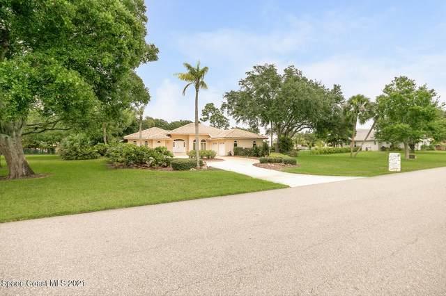 140 Utopia Circle, Merritt Island, FL 32952 (MLS #908699) :: Blue Marlin Real Estate