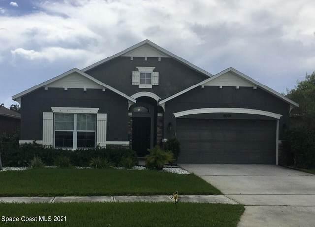 1837 Elkins Point Drive, Melbourne, FL 32935 (MLS #908741) :: Blue Marlin Real Estate