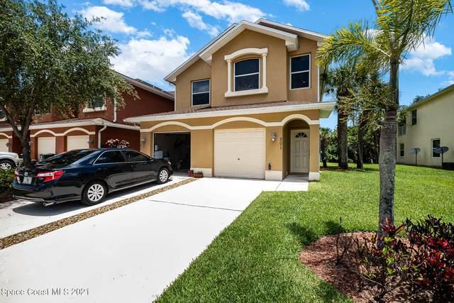 916 Ocaso Lane #201, Rockledge, FL 32955 (MLS #908742) :: Blue Marlin Real Estate