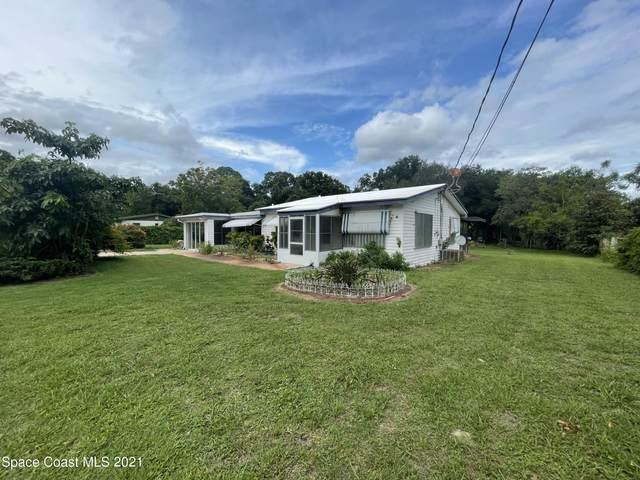 2839 Pine Avenue, Mims, FL 32754 (MLS #908862) :: Keller Williams Realty Brevard