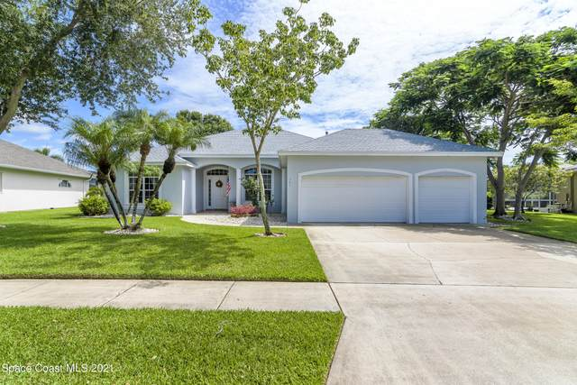 305 Sandhurst Drive, Melbourne, FL 32940 (MLS #908951) :: Blue Marlin Real Estate