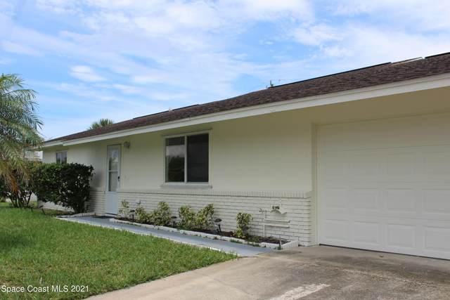 125 Ocean Breeze Circle, Indialantic, FL 32903 (MLS #909041) :: Blue Marlin Real Estate
