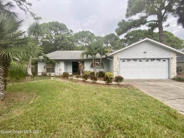 4620 Greenhill Street, Cocoa, FL 32927 (MLS #909058) :: Keller Williams Realty Brevard