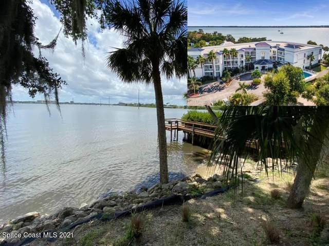 420 Moore Park Lane #106, Merritt Island, FL 32952 (MLS #909119) :: Blue Marlin Real Estate