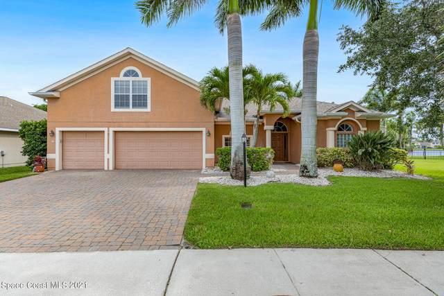 442 Wynfield Circle, Rockledge, FL 32955 (MLS #909244) :: Premium Properties Real Estate Services