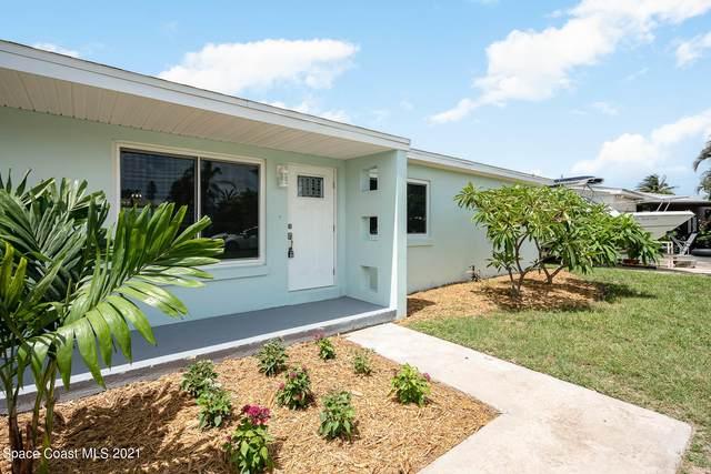 121 SE 4th Street, Satellite Beach, FL 32937 (MLS #909308) :: Blue Marlin Real Estate