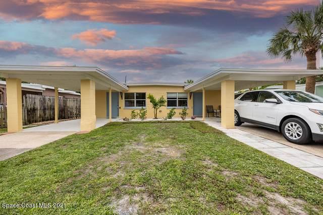 120 & 122 Tyler Avenue, Cape Canaveral, FL 32920 (MLS #909318) :: Premium Properties Real Estate Services