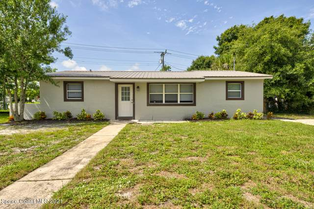 1111 W Highland Drive, Cocoa, FL 32922 (MLS #909346) :: Engel & Voelkers Melbourne Central
