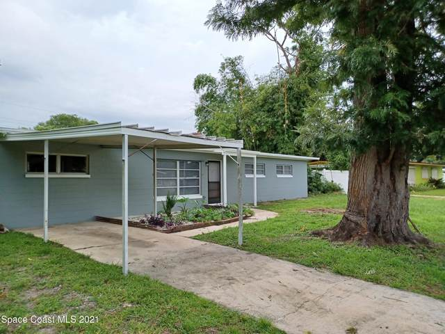 1580 Golfview Drive, Titusville, FL 32780 (MLS #909354) :: Blue Marlin Real Estate
