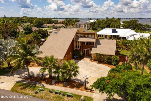 513 S River Oaks Drive, Indialantic, FL 32903 (MLS #909387) :: Premium Properties Real Estate Services