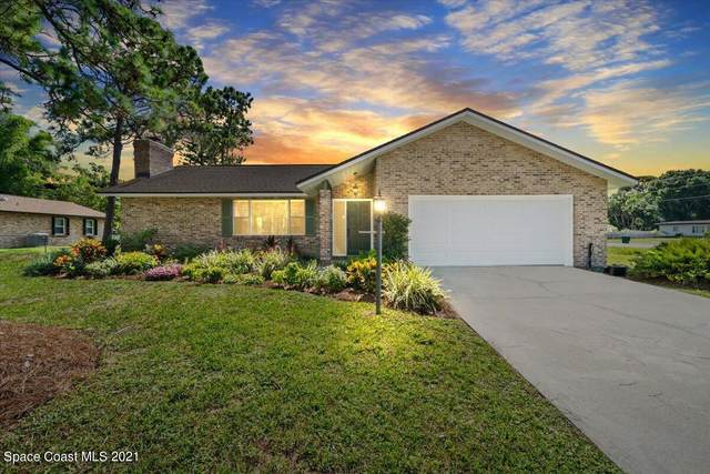 600 Dundee Circle, Melbourne, FL 32904 (MLS #909500) :: Blue Marlin Real Estate