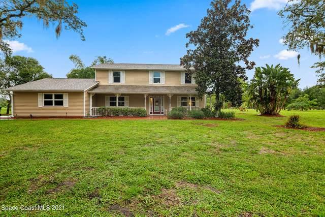 1465 Bishop Road, Merritt Island, FL 32953 (MLS #909511) :: Keller Williams Realty Brevard