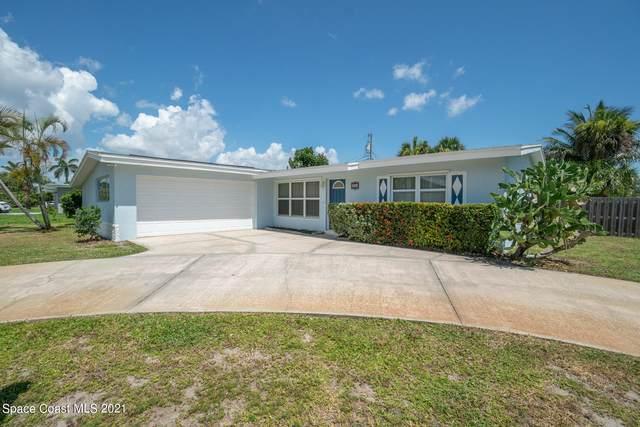 360 Willow Drive, Satellite Beach, FL 32937 (MLS #909570) :: Blue Marlin Real Estate