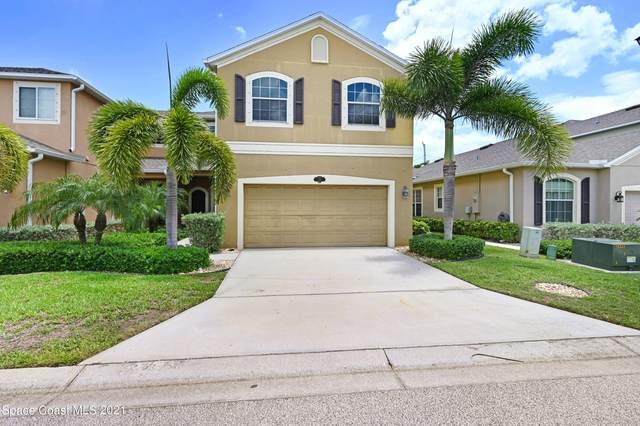 3361 Titanic Circle, Indialantic, FL 32903 (MLS #909604) :: Premium Properties Real Estate Services