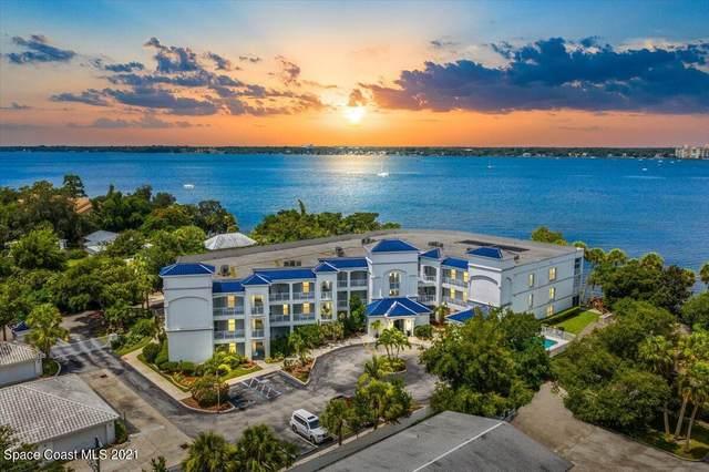 420 Moore Park Lane #102, Merritt Island, FL 32952 (MLS #909617) :: Blue Marlin Real Estate