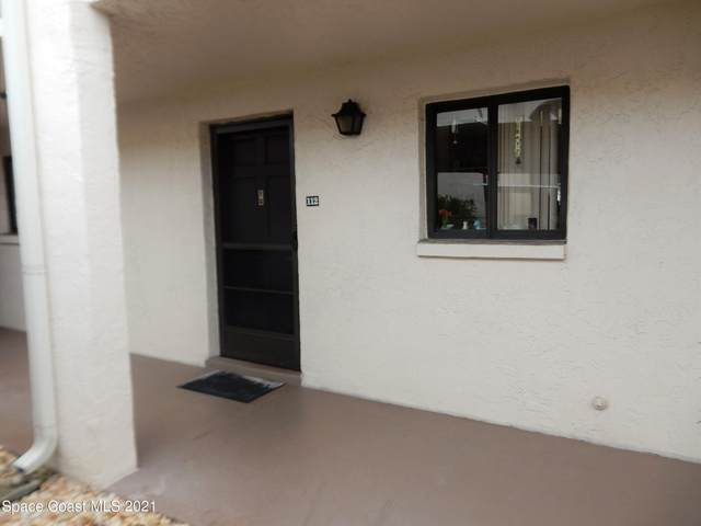 5800 N Banana River Boulevard #112, Cape Canaveral, FL 32920 (MLS #909630) :: Blue Marlin Real Estate