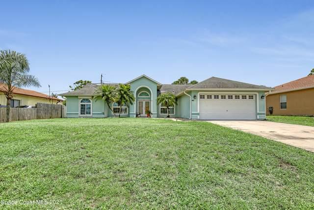 377 Brandt Avenue NE, Palm Bay, FL 32907 (MLS #909727) :: Blue Marlin Real Estate
