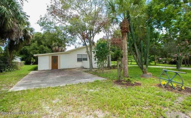 3825 Main Street, Micco, FL 32976 (MLS #909740) :: Blue Marlin Real Estate