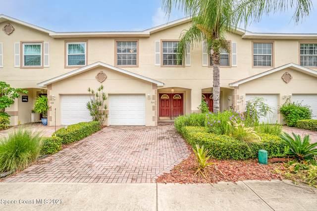 306 King Neptune Lane B-4, Cape Canaveral, FL 32920 (MLS #909776) :: Keller Williams Realty Brevard