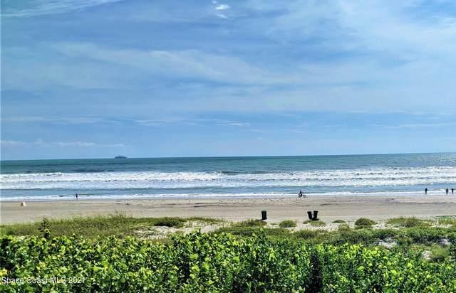 85 S Atlantic Avenue #301, Cocoa Beach, FL 32931 (MLS #909785) :: Keller Williams Realty Brevard