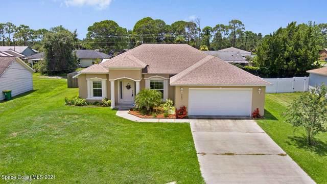 5281 Sanbourne Street, Cocoa, FL 32927 (MLS #909938) :: Premium Properties Real Estate Services