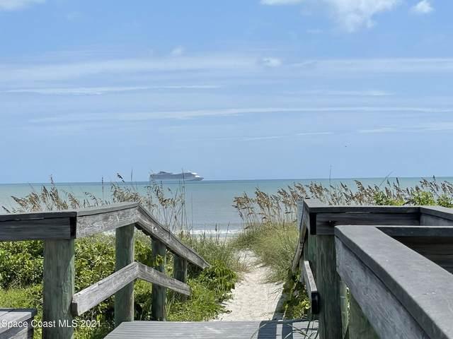 3150 N Atlantic Avenue 4-660, Cocoa Beach, FL 32931 (MLS #910003) :: Keller Williams Realty Brevard