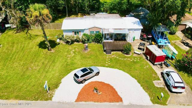 3485 Tracy Court, Mims, FL 32754 (MLS #910050) :: Blue Marlin Real Estate
