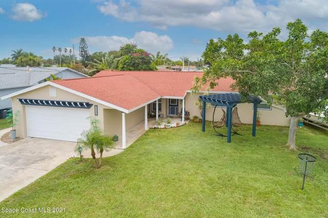 765 New Hampton Way, Merritt Island, FL 32953 (MLS #910061) :: Premium Properties Real Estate Services