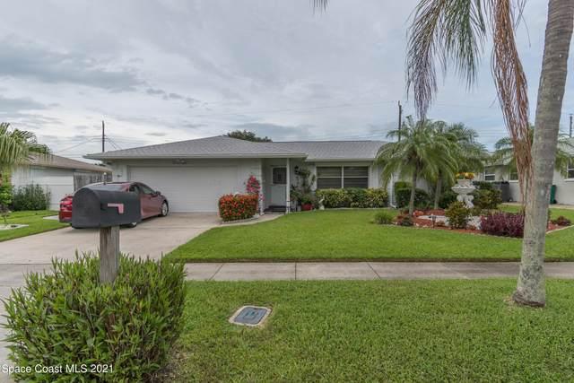 1480 Vega Avenue, Merritt Island, FL 32953 (MLS #910180) :: Premium Properties Real Estate Services
