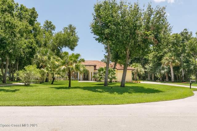 5170 Del Sol Drive, Merritt Island, FL 32952 (MLS #910234) :: Keller Williams Realty Brevard