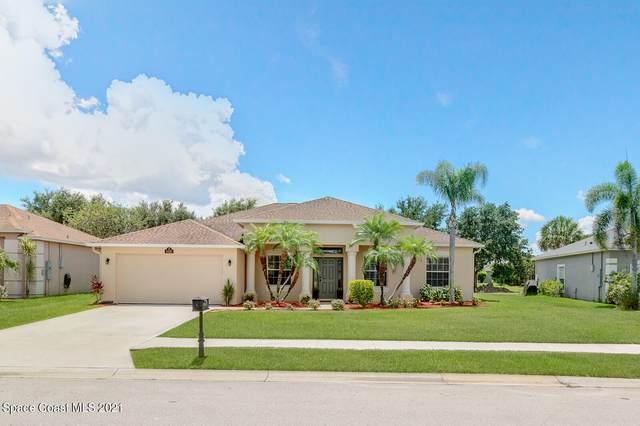 5426 Indigo Crossing Drive, Rockledge, FL 32955 (MLS #910259) :: Blue Marlin Real Estate