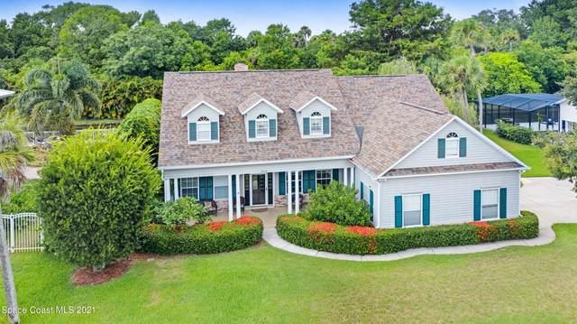 2330 Stonebridge Drive, Rockledge, FL 32955 (MLS #910273) :: Blue Marlin Real Estate
