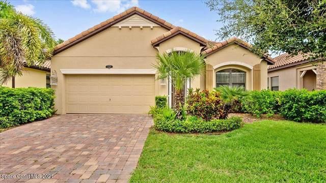 739 Monterey Drive, Satellite Beach, FL 32937 (MLS #910279) :: Blue Marlin Real Estate