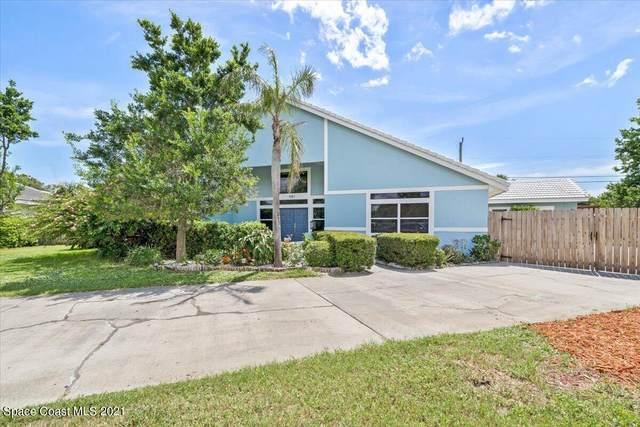 401 Rio Casa Drive S, Indialantic, FL 32903 (MLS #910296) :: Premium Properties Real Estate Services