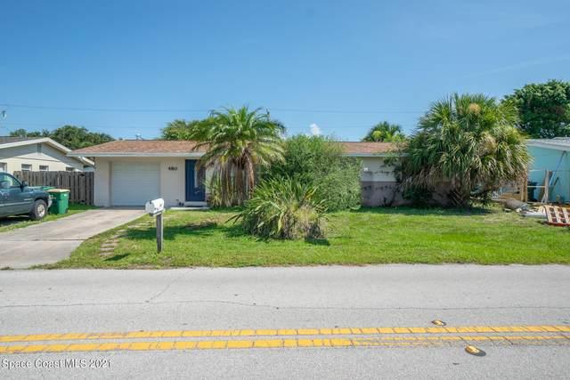 480 Cassia Boulevard, Satellite Beach, FL 32937 (MLS #910319) :: Premium Properties Real Estate Services