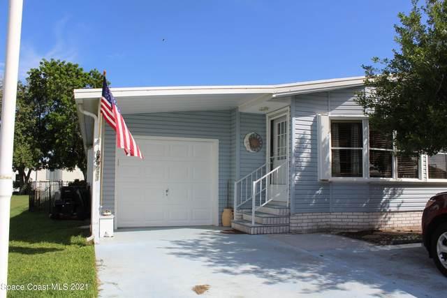933 Thrush Circle, Barefoot Bay, FL 32976 (MLS #910340) :: Blue Marlin Real Estate