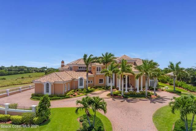5030 Valle Collina Lane, Merritt Island, FL 32952 (MLS #910357) :: Keller Williams Realty Brevard