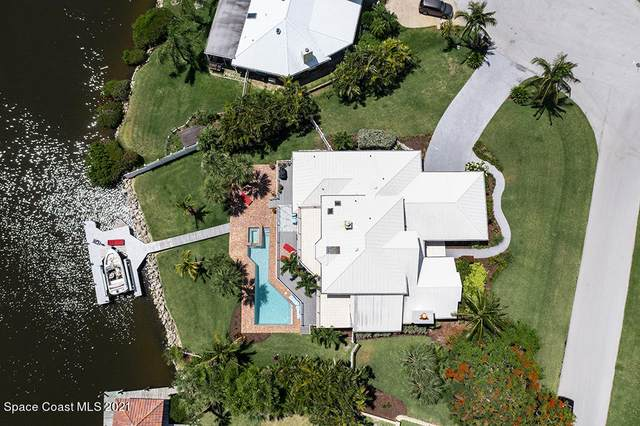 100 Lanternback Island Drive, Satellite Beach, FL 32937 (#910371) :: The Reynolds Team | Compass