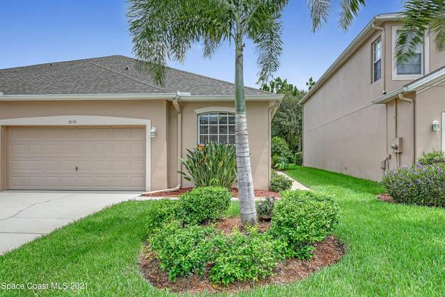 1919 Muirfield Way SE, Palm Bay, FL 32909 (MLS #910387) :: Blue Marlin Real Estate