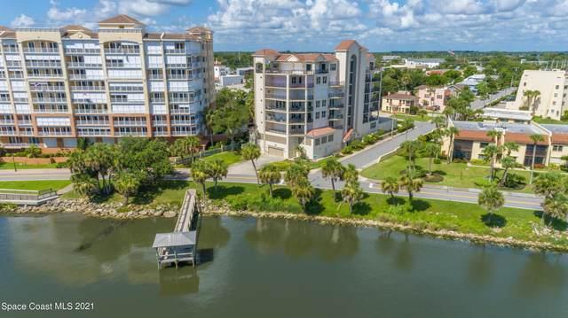19 N Indian River Drive #401, Cocoa, FL 32922 (MLS #910391) :: Blue Marlin Real Estate