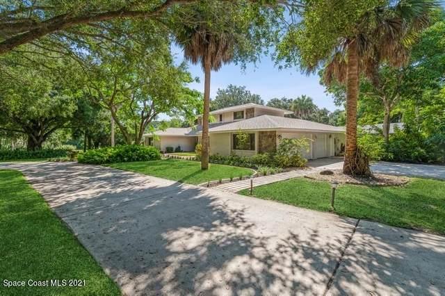 705 River Oaks Lane, Merritt Island, FL 32953 (MLS #910513) :: Premier Home Experts