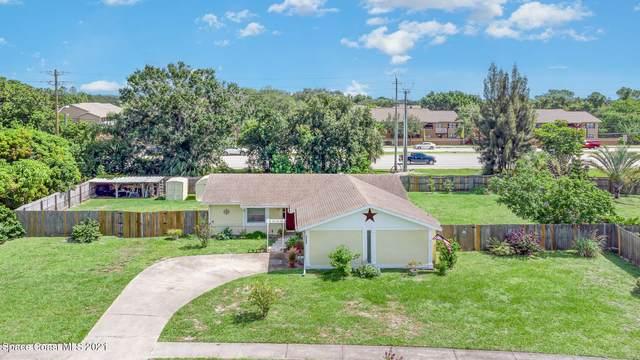1480 Mariposa Drive NE, Palm Bay, FL 32905 (MLS #910557) :: Blue Marlin Real Estate