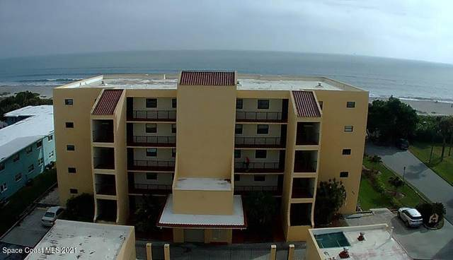 550 Garfield Avenue #103, Cocoa Beach, FL 32931 (MLS #910563) :: Blue Marlin Real Estate