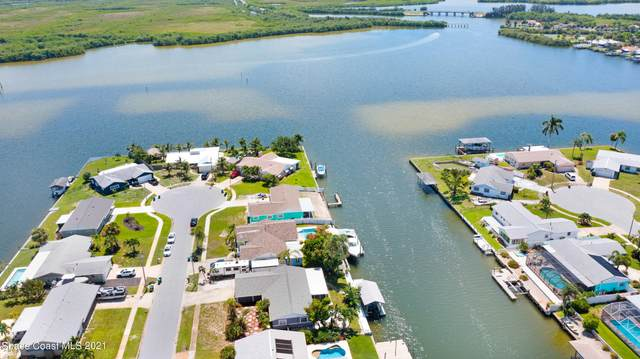 455 Carrioca Court, Merritt Island, FL 32953 (MLS #910594) :: Keller Williams Realty Brevard