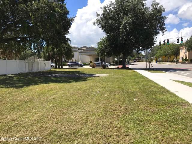 500 E Strawbridge & 501/505 Palmetto Avenue, Melbourne, FL 32901 (MLS #910611) :: Blue Marlin Real Estate