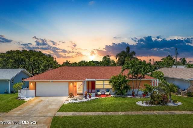 348 Sheridan Avenue, Satellite Beach, FL 32937 (MLS #910613) :: Keller Williams Realty Brevard