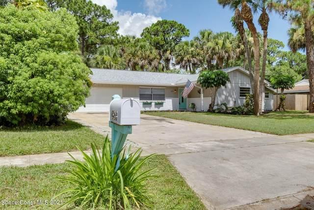 603 Dundee Circle, Melbourne, FL 32904 (MLS #910704) :: Blue Marlin Real Estate