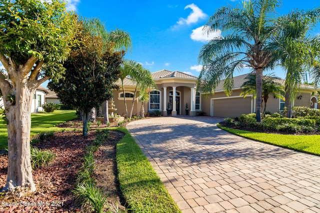 6115 Anello Drive, Melbourne, FL 32940 (MLS #910726) :: Blue Marlin Real Estate