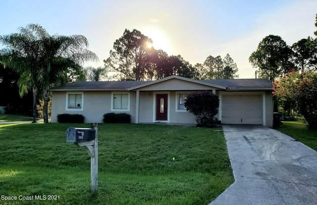 911 Barbados Avenue SE, Palm Bay, FL 32909 (MLS #910735) :: Premium Properties Real Estate Services